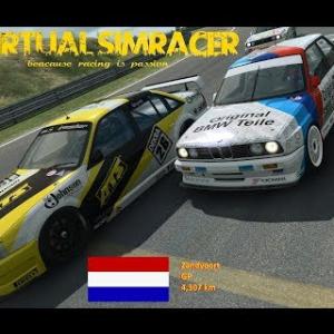 RaceRoom, DTM 1992  - 4.Rennen, Zandvoord