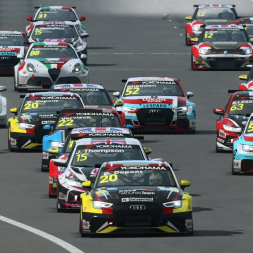 Start the WTCR party