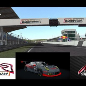 Porsche 911 GT3 R - 10 laps race @ Circuit Park Zandvoort