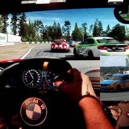 R3E - Gellerasen Karlskoga Motorstadion - BMW M235i - 100% AI race