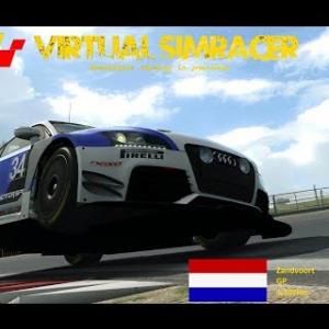 RaceRoom, Audi TT RS Cup  - 4.Rennen, Zandvoord