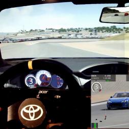 AC - Laguna Seca - Toyota GT86 - online race A