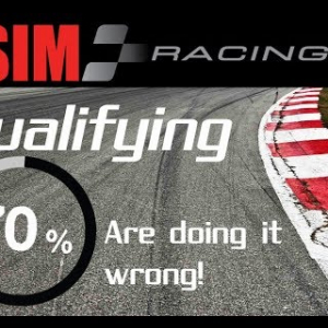Qualifying and why 70are doing it wrong