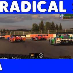 Captain Slow - Radical Racing Challenge at Spa Francorchamps