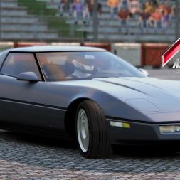 New NFS Mod Pack car: The C4 Corvette ZR1