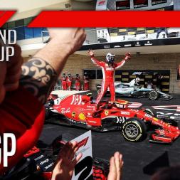 2018 F1 United States Grand Prix @ COTA #USGP - F1 Weekend Roundup