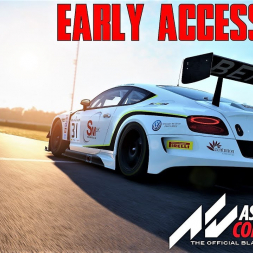 Assetto Corsa Competizione Early Access - V2.0 - Bentley Continental GT3 - 4K