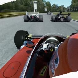 rFactor 2 Ferrari 312T Race at Monza