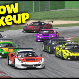 Slow Wakeup - iRacing Ferrari GT3 Challenge - Autodromo Internazionale Enzo e Dino Ferrari - Imola