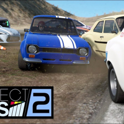 Project CARS 2: Ford RS 1600 AI Race at Willow Springs!