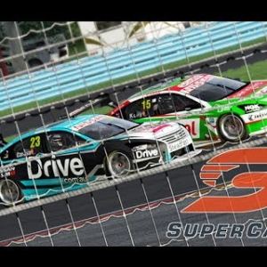 Assetto Corsa - V8 Supercars (Nissan Altima) @ Watkings Glen - VR