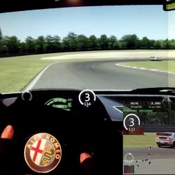 AC - Nurburgring - Alfa Romeo DTM 1992 - online race