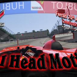Assetto Corsa * Real Head Motion + VisorX * F1 2017 * Mexico GP