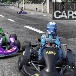 Project CARS 2: Karts are more fun than you might think!