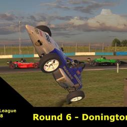 iRacing - UK & I Skip Barber League - Donington National