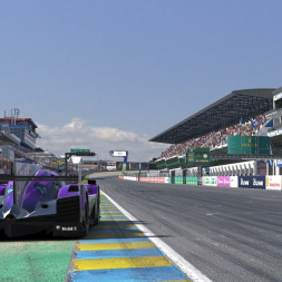 iRacing Hotlap | Porsche 919 @ Le Mans
