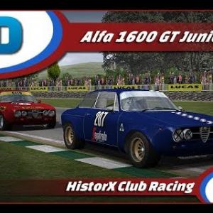 RaceDeparmetn.com HistorX Alfa Junior @ Goodwood Rfactor