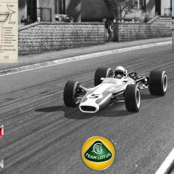 Assetto Corsa :: Lotus Type 49 @ Feldbergring :: Hotlap