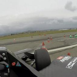 Formula Student Drivers Eye Onboard - High Speed Karlsruhe