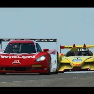 RaceRoom | RaceDepartment Club Race | P2 Prototype | Bathurst