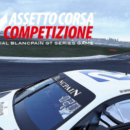 Assetto Corsa Competizione: Bentley Continental Wet Race Challenge