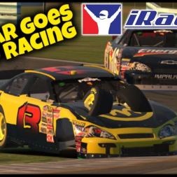 Nascar Goes Road Racing