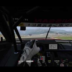 [Assetto Corsa] Fuji Speedway, Nissan GTR SuperGT