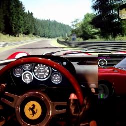 AC - Nordschleife - Ferrari 250 GTO - Track day