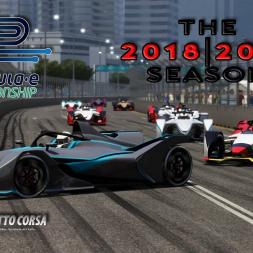 Assetto Corsa * Formula E 2018/2019 [RELEASED]