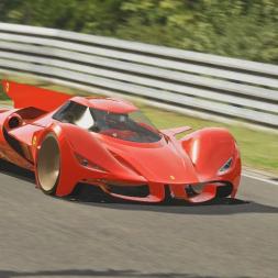 Assetto Corsa | Ferrari Piero T2 Stradale | Nordschleife Hotlap 6:14.234