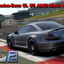 Project Cars 2 * Mercedes-Benz SL 65 AMG Black Series [mod download]