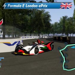 Assetto Corsa * London e-Prix TVcam [free download]