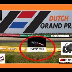 RSS Formula Hybrid 2018 - Dutch GP F1 @ Zandvoort 2020 - Recorded in Oculus Rift VR