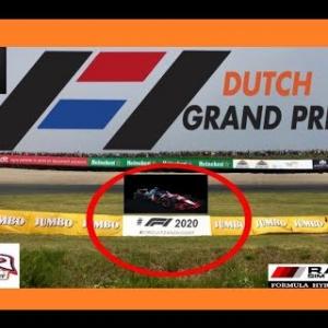 RSS Formula Hybrid 2018 - Dutch GP F1 @ Zandvoort 2020