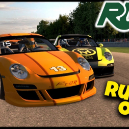 Ruffed Out - Ruf GT3 Challenge - Road America
