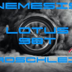Hotlap - Lotus 98T - Nordschleife - 5:57.451