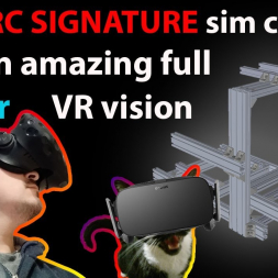 Testing the 'SRC Signature' 8020 build in VR - A totally awesome VR experience!