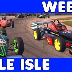 Rush Hour - Monday Night Skip Barber UK&I League Race at Belle Isle