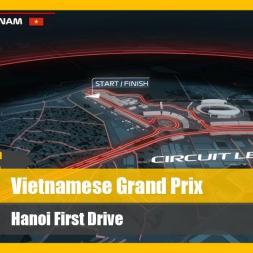 Vietnamese Grand Prix Talk 'n' Drive