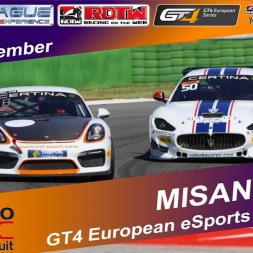 Assetto Corsa_ GT4 European eSports Series_Gara 3 - Misano