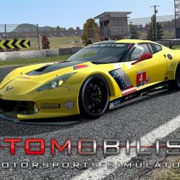 Corvette C7.R - Autopolis - Automobilista