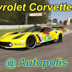 Chevrolet Corvette C7R - Autopolis - Assetto Corsa