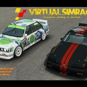 RaceRoom, DTM 1992 - 6.Rennen, Mantorp Park