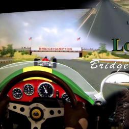GREATEST MODS: F1 1965 Lotus 33 @Bridgehampton