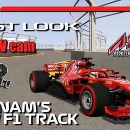Assetto Corsa * Vietnam Grand Prix 2020 Street Circuit [TV view]