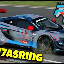 Bo77asring - Botniaring - McLaren 650S GT3 - rFactor 2 VR
