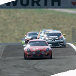 PROJECT CARS 2 TCR MOD ALFA ROMEO RACE AT REDBULL RING