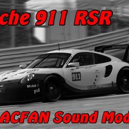 Porsche 911 RSR (ACFAN Sound Mod) - Red Bull Ring (Autumn) - Assetto Corsa