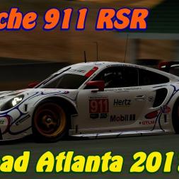Porsche 911 RSR - Road Atlanta 2017 - Assetto Corsa