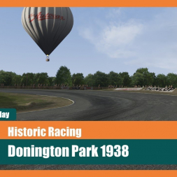 Historic Racing With Epic Mods